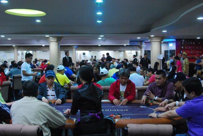 필리핀의 베스트 포커룸 105
