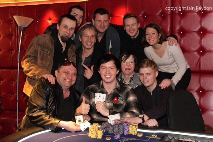 Jake Cody wins the EPT London Media Event