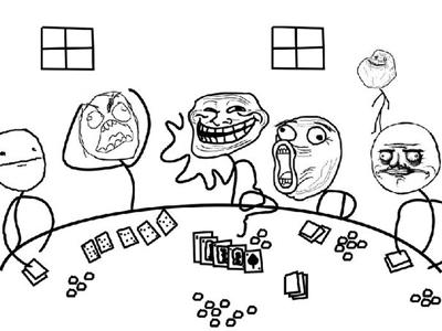 Pokerio strategija: nerangus blefas 101