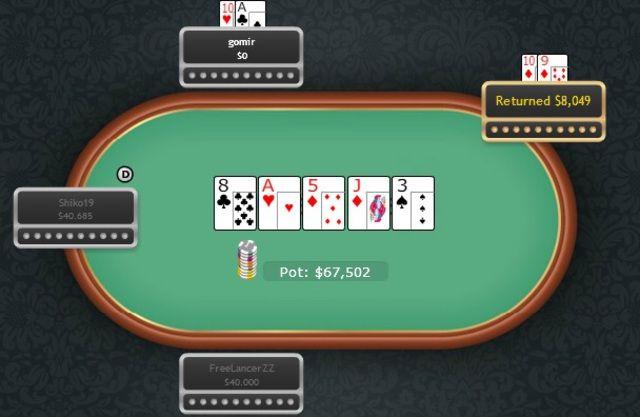 Kabrhel drtí konkurenciu PokerStars: Za dva dni +4,000! 101