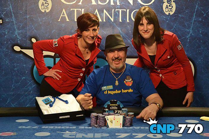 Resumen del CNP770 A Coruña. Ganador Daniel Fresneda 101