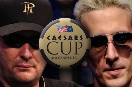포커의 대륙 대항전 Caesars Cup, 팀 아시아에 비비안 임도 합류?! 101