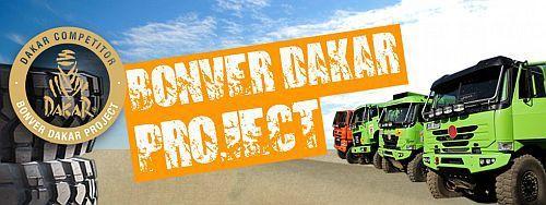Bonver Dakar Team dnes na akci v pražském casinu Bonver 101