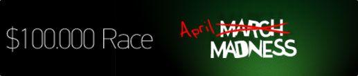Pafi pokkerikampaaniad aprillis: loosi läheb 50 Nexus tahvelarvutit, 0K punktijaht ja... 102