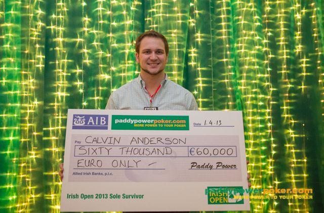 Ian Simpson wygrywa Irish Open 2013 i oświadcza się dziewczynie 101
