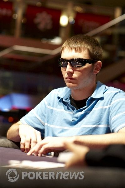 Kevin Eyster at the 2010 WSOPE