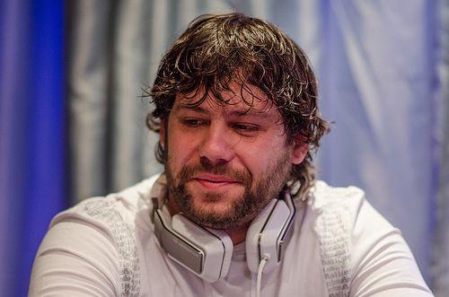 Sergio Fernández lidera las finales del  WPT de Barcelona 102