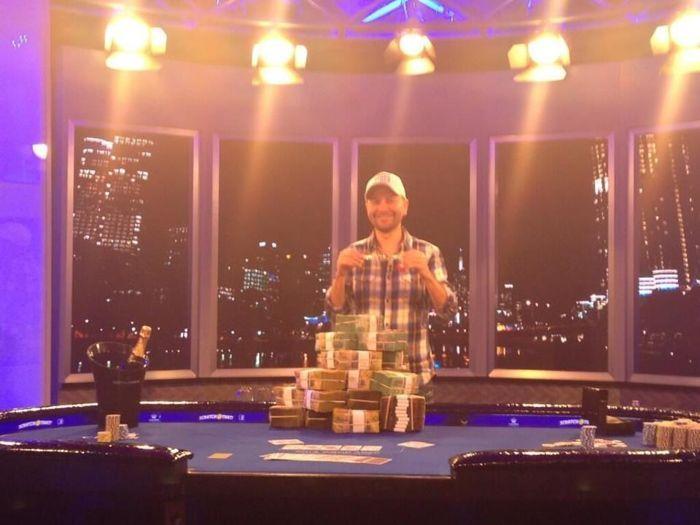 Daniel Negreanu laimi WSOPAP pagrindinį turnyrą! 101