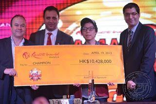 조세프 청, 아시아의 슈퍼 하이 롤러들을 모두 무찌르고 우승! 101