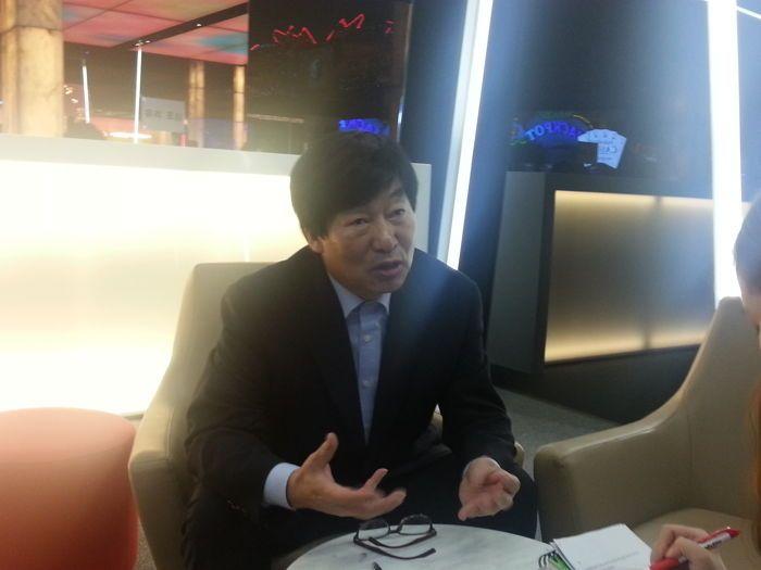 한국의 도일 브런슨, 케빈 송 인터뷰 103