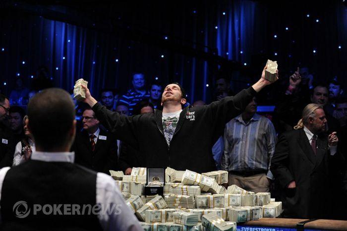 Jonathan Duhamel WSOP Main Event champion