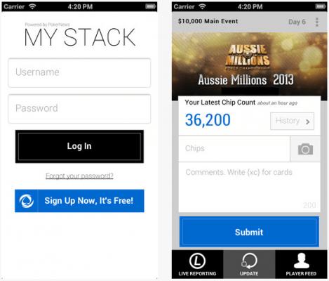 Aplikacja PokerNews My Stack już dostępna! 101