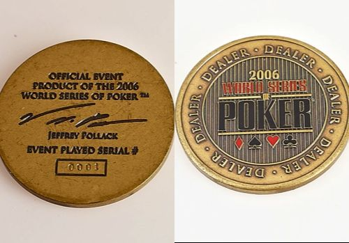 A Look at Some of the Rarest Card Guards in the World w/ Gerald 'SKULLMAN' David 102