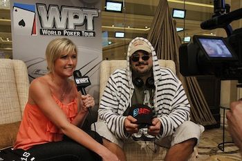 Matthew Burnitz. Picture courtesy of WPT Blog.