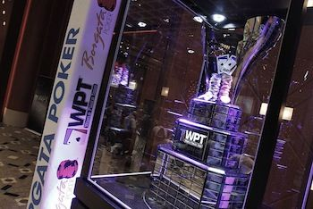 The WPT Champions Cup. Picture courtesy of WPT Blog.
