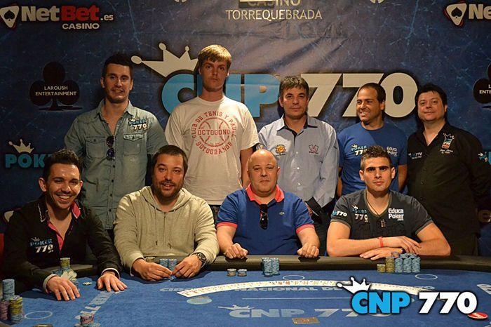 Gran Final del CNP770 de Málaga, David Merino ganador de 15.245€ 101