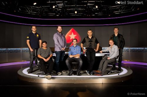 The 2013 PokerStars and Monte-Carlo® Casino EPT Grand Final €100K Super High Roller Final Table.