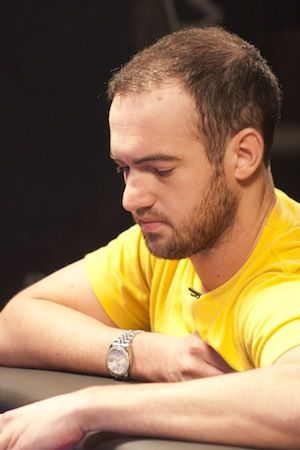 2009 WSOP Main Event champ Joe Cada