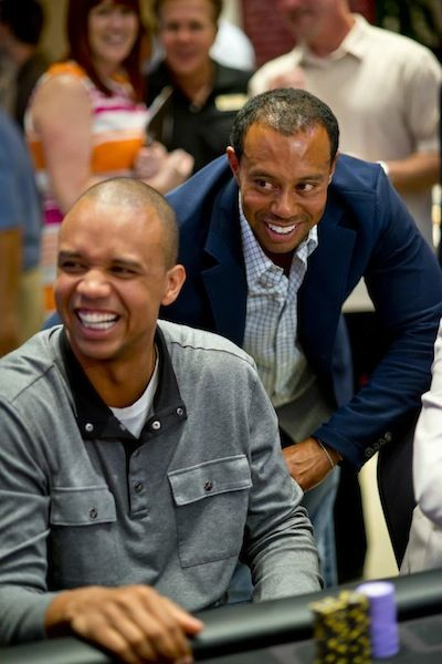 Who is the real Tiger Woods of Poker?