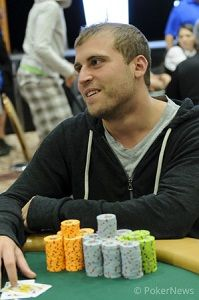 Michaels Phelps joga nas WSOP; Marchese lidera o primeiro dia do Event #2 101