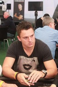 Sam Trickett on Day 2a