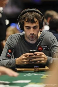 Jason Mercier in Event #5