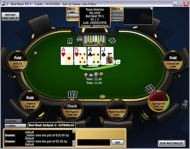 bet-at-home sin siste Bounty Brawls Freeroll nærmer seg 101