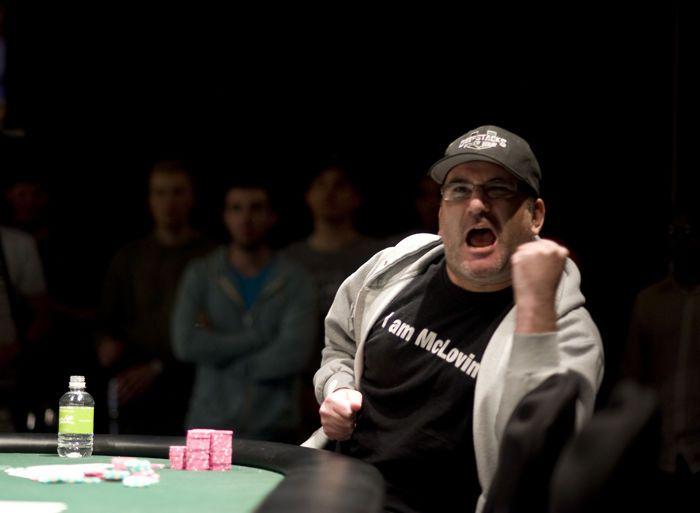 Mike jubler for sitt fjerde WSOP Bracelet