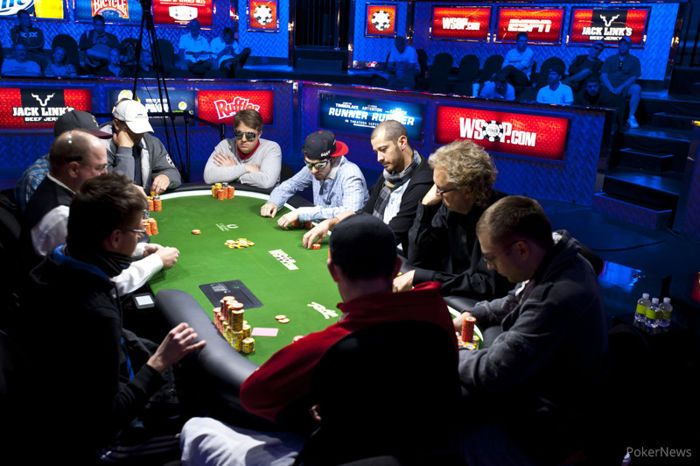 Event #17 Final Table
