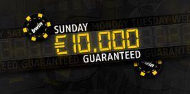 Participa en el Spanish Monday Gambler de bwin.es juega por 10.000€ grarantizados y más 101