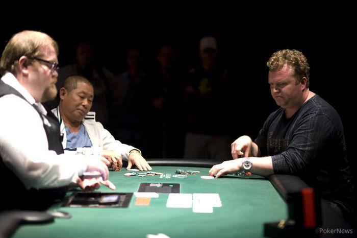 C.K. Hua versus Calen McNeil