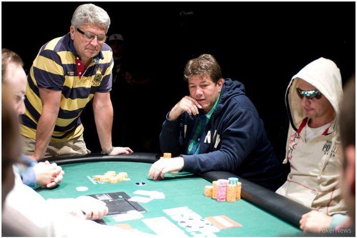 Русский финальный стол на WSOP 2013 102