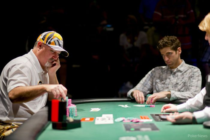 2013 World Series of Poker Day 21: Tom Schneider Wins Second Bracelet in Nine Days 101