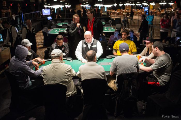 Event #31 final table