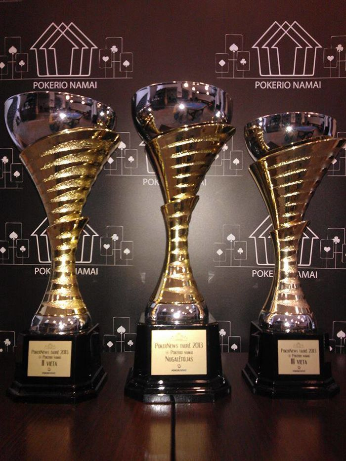 """Rytoj startuoja """"PokerNews taurė'2013@Pokerio namai"""" (Dalyvių sąrašas) 101"""