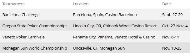 DeepStacks Poker Tour направляется в Испанию для проведения... 101