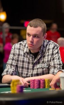 PokerNews' Josh Cahlik