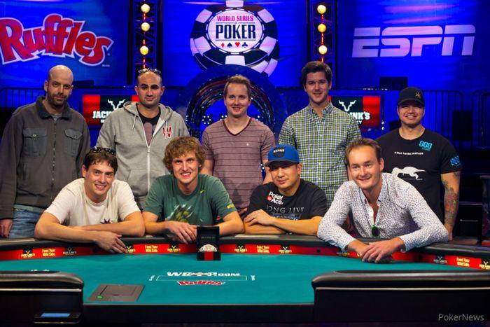 WSOP Main Event Dag 7: MICHIEL BRUMMELHUIS HAALT NOVEMBER NINE! 101
