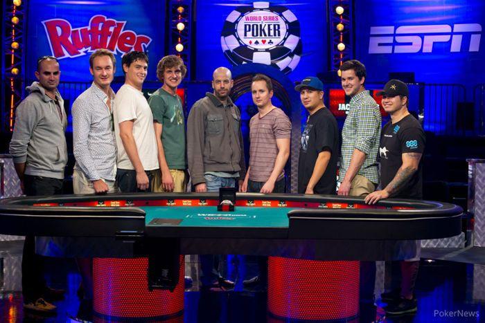 WSOP Main Event Dag 7: MICHIEL BRUMMELHUIS HAALT NOVEMBER NINE! 104