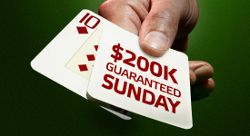 PartyPoker Weekly: Win 1 of 50 Seats to the 0k GTD Sunday 101