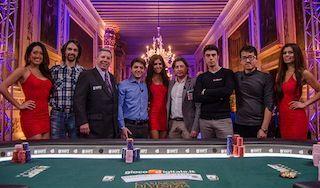 The Venice Grand Prix final table.