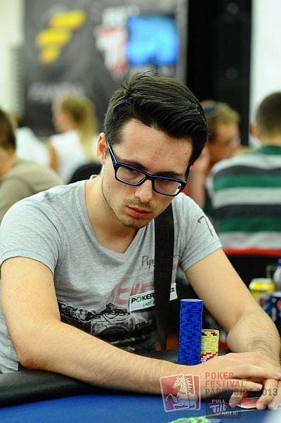 Nejlepším z českých hráčů je po dni 1A Libor Marek
