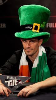 Гас Хансен - кращий в Ірландії 101