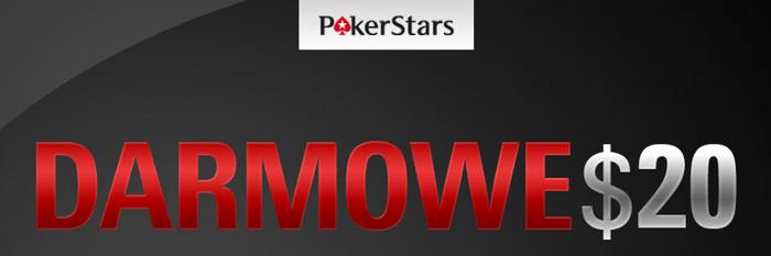 Darmowe  od PokerStars 101