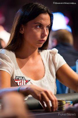Full Tilt Poker Croatian Ambassador Hana Soljan