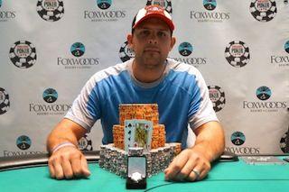 Foxwoods Circuit Casino Champion Ryan Methia (c/o WSOP.com)