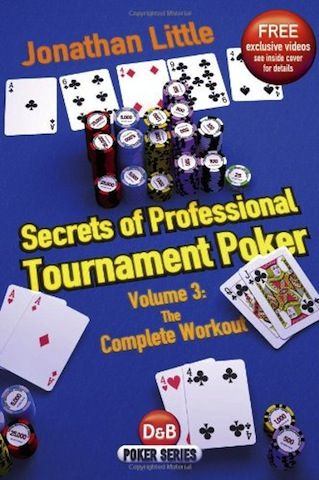 "Knygų lentyna: ""Secrets of Professional Tournament Poker Volume 3"" 101"