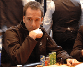 Season 1 EPT Barcelona champion Alex Stevic