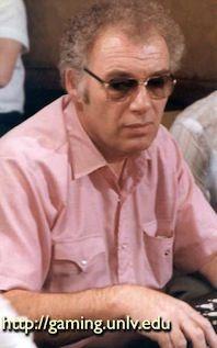 1979 WSOP champ Hal Fowler