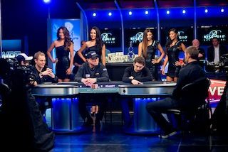 Another shot of the final table.